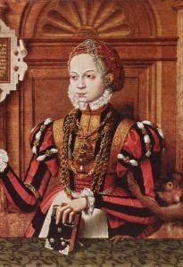 Gräfin Walburgis Von Rietberg Museen Sehenswertes In Esens